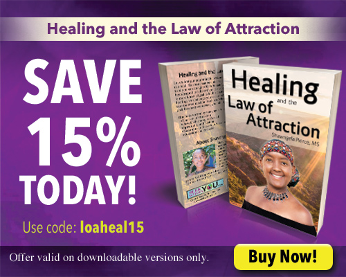 Healing and the Law of Attraction Book Sale