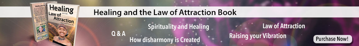 Healing and the Law of Attraction Book