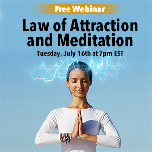 Law of Attraction and Meditation Webinar