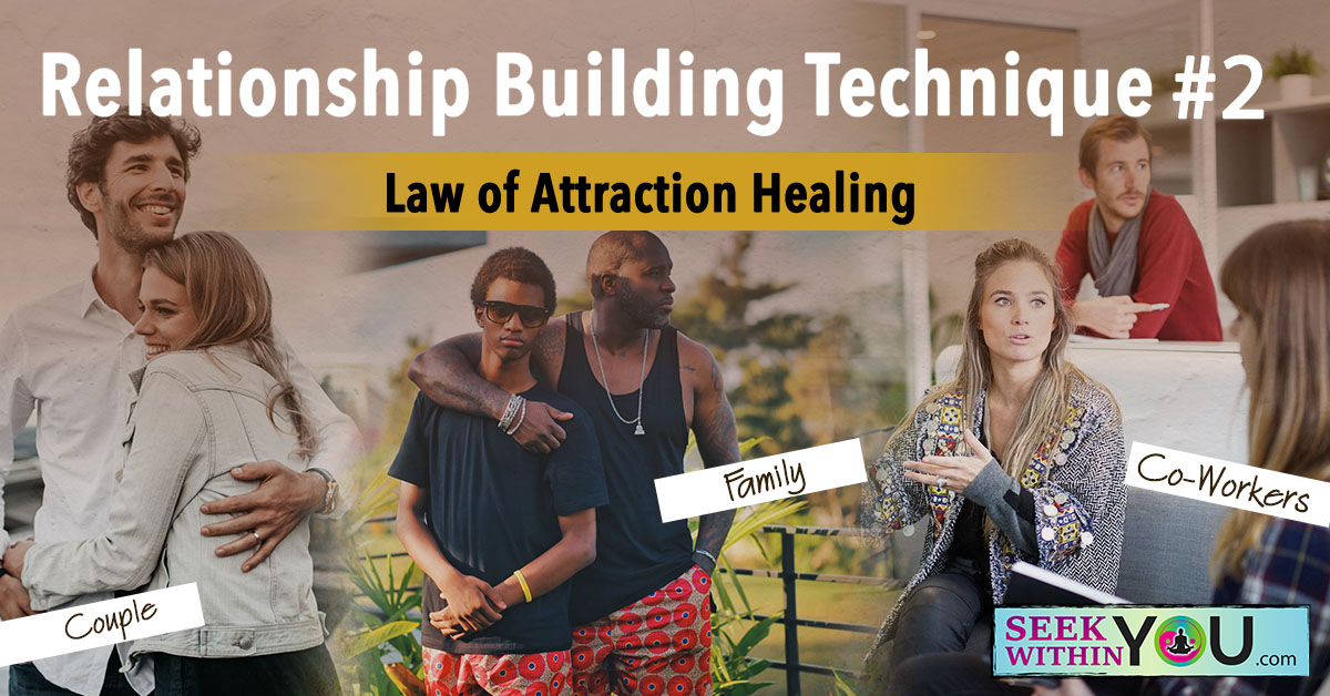 Relationship Building Technique #2