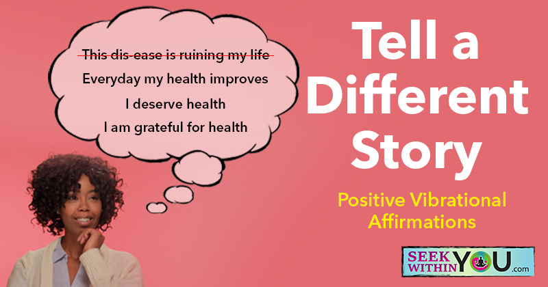 Tell a Different Story - Affirmations