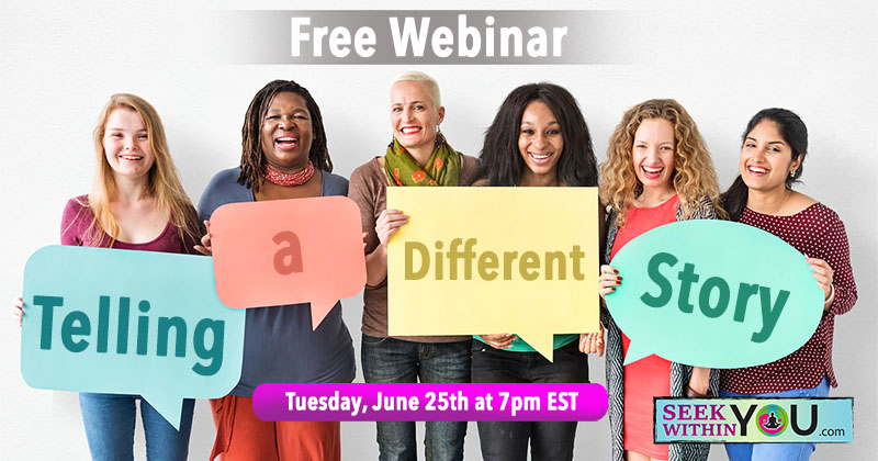 Telling_a_Different_Story_Webinar Tag subconsciousshift | Law of Attraction Blog