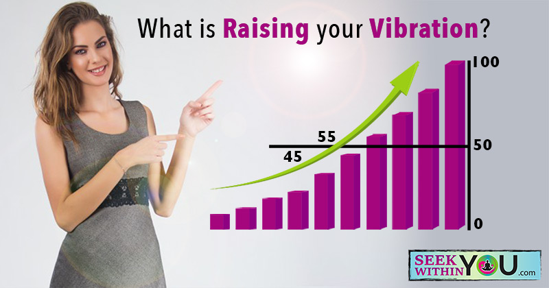 What is Raising your Vibration