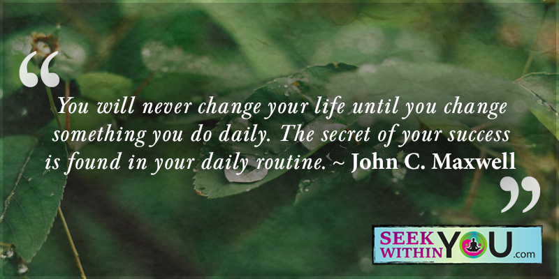 change-something-you-do-daily Tag for Quotes | Law of Attraction Blog