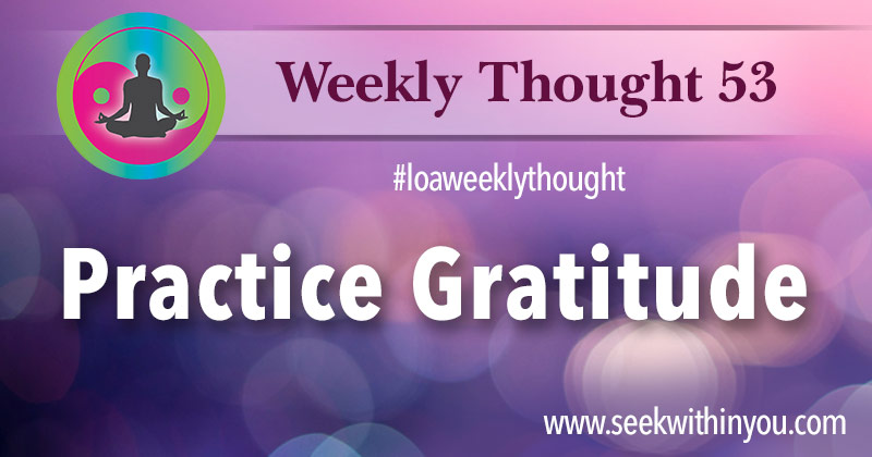 Weekly_Thought_53 Law of Attraction Blog - Page 3 - Law of Attraction Health
