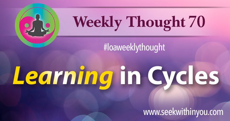 Law of Attraction Weekly Thought 70
