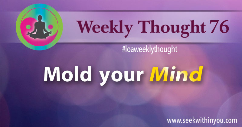 Law of Attraction Weekly Thought 76