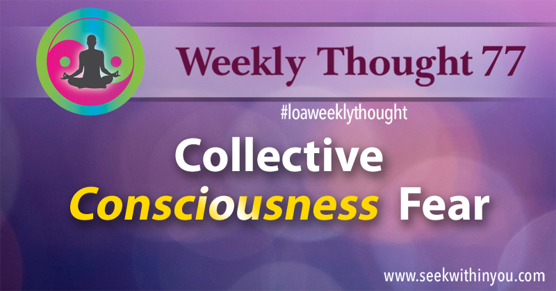 Law of Attraction Weekly Thought 77