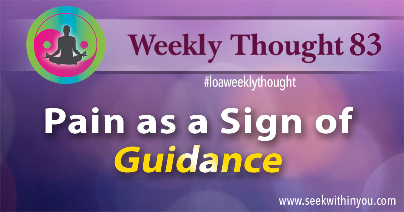 Law of Attraction Weekly Thought 83