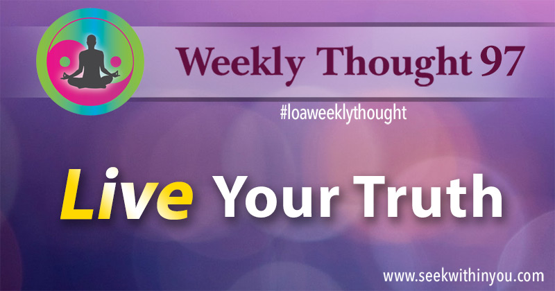 Law of Attraction Weekly Thought 97