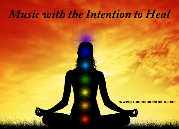 Music with the Intention to Heal